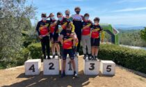 La Melavì Tirano Bike si aggiudica la terza prova del Campionati Italiano di Società