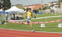 Meeting Gold Lombardia a Nembro: Cristian Menghi super nei 1500 metri