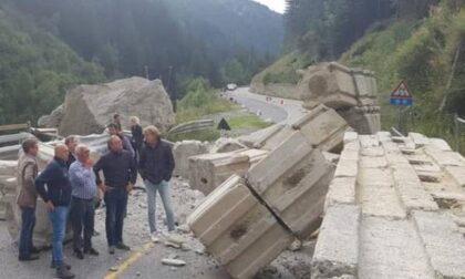 Il Comune di Valfurva vuole sistemare la pista forestale di emergenza Calvarana