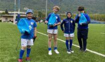 RF Com in campo con il Sondrio Rugby per la ripartenza
