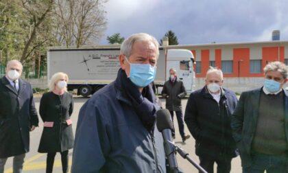 Vaccino anti covid: la Lombardia punta allo scudetto