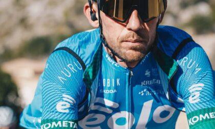 Il valtellinese Gavazzi secondo nell'ottava tappa del Giro d'Italia
