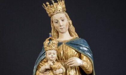 Esposizione straordinaria della Beata Vergine delle Grazie
