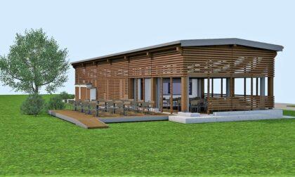 Il Parco dell'Adda sarà tutto nuovo e basato su una struttura in legno