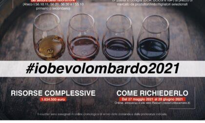 #IobevoLombardo: apre la seconda fase del bando