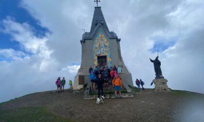 Il Cai al monte Guglielmo