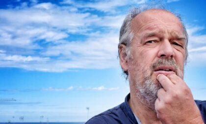 """Hans Hermans a Tirano per la prima tappa del """"Viaggio della convalescenza"""""""