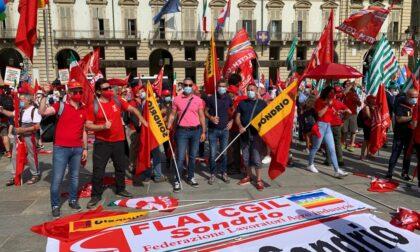 Sblocco dei licenziamenti e altre emergenze, il segretario della Cgil Lombardia a Sondrio
