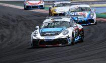 Weekend positivo per Alessandro Giardelli nel primo Round del Porsche Carrera Cup Italia