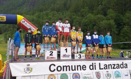 Lanzada Tricolore 2021: Csi Morbegno e GP Valchiavenna d'Oro