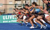 A Rovereto Cristina Molteni da top ten nei 1500 metri