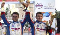 Da Zanche agguanta il podio nell'Europeo in Ungheria su Porsche