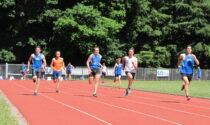 Fasi regionali Campionato Nazionale CSI Atletica su Pista:  prima tappa a Camerlata