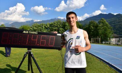 Serata dell'atletica a Chiuro: le foto e i risultati
