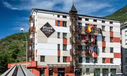 Lo storico Hotel Vittoria riapre mercoledì