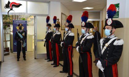 Celebrazione annuale della fondazione dell'Arma a Sondrio, i Carabinieri fanno un bilancio degli ultimi 12 mesi