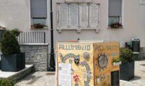 In piazza a Bianzone un messaggio dai bambini per una cittadinanza consapevole