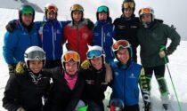 Concluso il primo raduno delle squadre di sci alpino delle Alpi Centrali