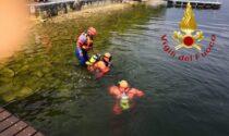 Turista annega nel lago dopo tuffo dal pontile