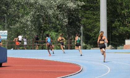 A Chiuro i Campionati Regionali su pista