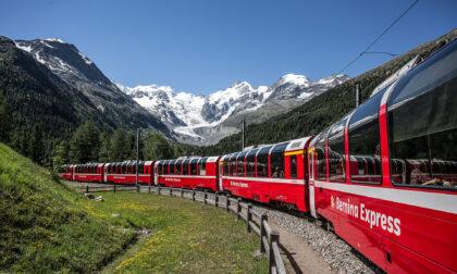 Il Trenino Rosso del Bernina riparte con lo sconto!