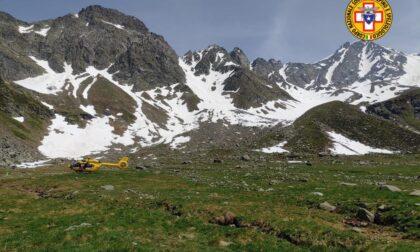 Tragedia in Valchiavenna, donna di 48 anni muore durante un'escursione