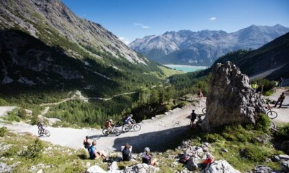 Lavori in corso per Alta Valtellina Bike Marathon