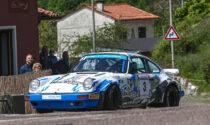 Da Zanche torna nel Tricolore su Porsche al Rally Vallate Aretine