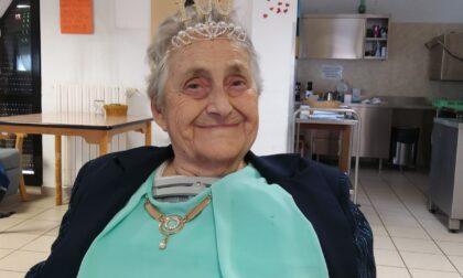 Ernesta compie 100 anni