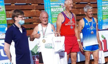 Campionati Regionali Master: ottima prestazione per i valtellinesi