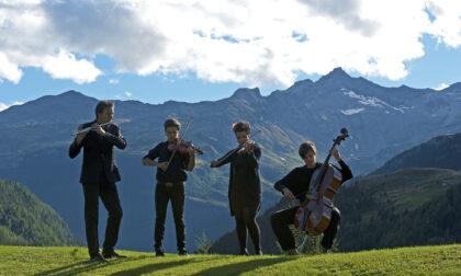 Musica, natura e sapori da Cernobbio a Madesimo