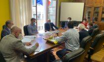 Vertice in Prefettura per la gestione della cava a Novate Mezzola
