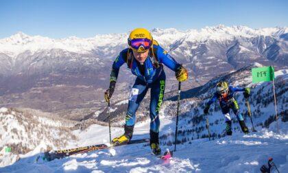 Ad Albosaggia due gare di Coppa del Mondo di scialpinismo