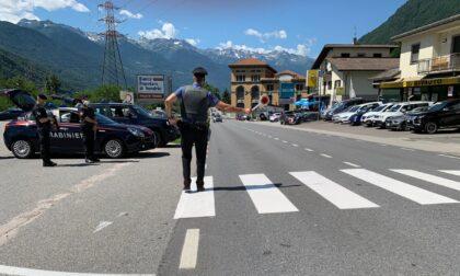 Domenica di controlli straordinari da parte dei carabinieri