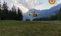 Precipita con il parapendio sull'Alpe Palù