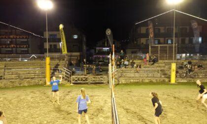 Successo per il Bormio Beach Volley 2021
