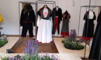 Mostra dei costumi tradizionali a Talamona