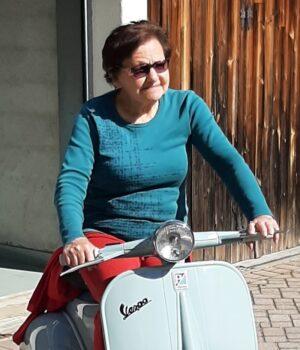 Giuliana Franscini in Ghezzi