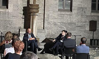 Una vita dedicata al servizio: a Sondrio dialogo con Domenico Giani