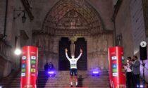 Andrea Bagioli super alla Vuelta di Spagna
