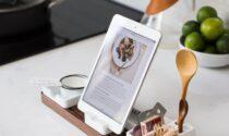 Smart kitchen: le nuove tecnologie per pianificare la spesa online