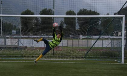 Nuova Sondrio Calcio, sabato il debutto a Gravedona