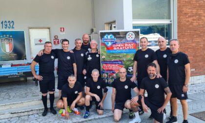 Successo per l'open day della Nuova Sondrio Calcio