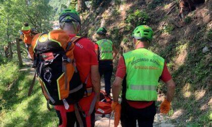 Malori in montagna, due escursionisti recuperati dai soccorsi