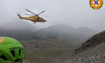 Tragedia in alpeggio: muore un uomo di 70 anni