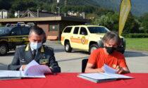 Soccorso alpino e Guardia di Finanza insieme per le emergenze in montagna