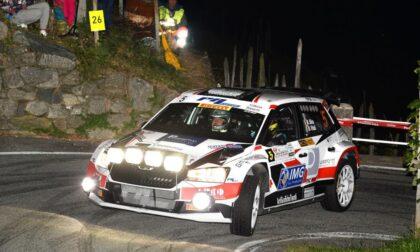 Il Rally Coppa Valtellina parla straniero: vince il ceco Mares