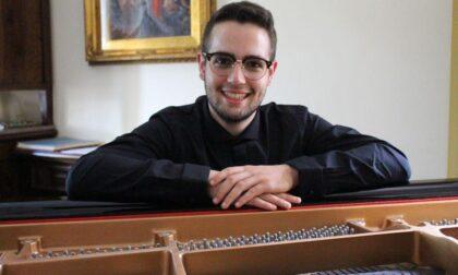 """Quarto concerto del Festival """"XXXIV Pianomaster"""""""