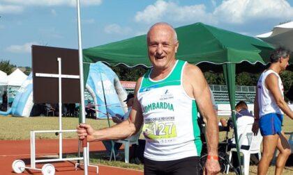 Trofeo Delle Regioni Master: Giorgio Lerda Nella Rappresentativa Lombarda