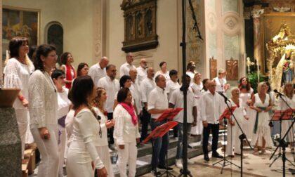 Sabato l'esibizione a Regoledo dell'Happy Chorus Gospel Choir insieme al Como Gospel Choir